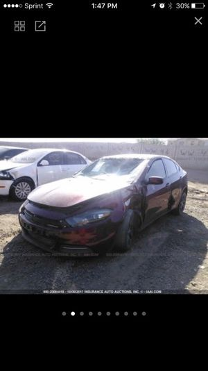 2015 Dodge Dart Parts Only for Sale in Phoenix, AZ