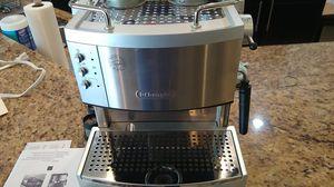 DeLonghi espresso maker like new for Sale in VLG WELLINGTN, FL