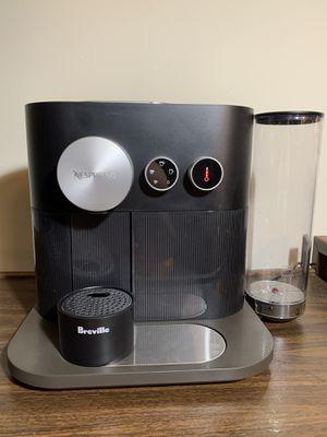 Nespresso expert and aeroccino3 by Breville!!! for Sale in Murfreesboro, TN