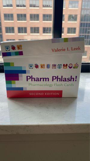 Pharm Phlash! Pharmacology Flash Cards for Sale in Cincinnati, OH