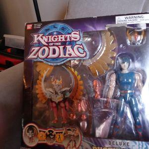 Bandi Knights Of The Zodiac .... Phoenix Ikki and Pegasus Seiya for Sale in La Puente, CA