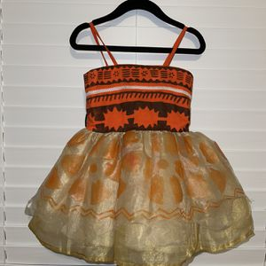 Moana Dress Size 8months-1yr for Sale in Long Beach, CA