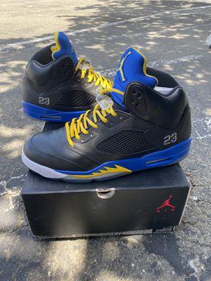Jordan 5 laney (customs) for Sale in Fremont, CA