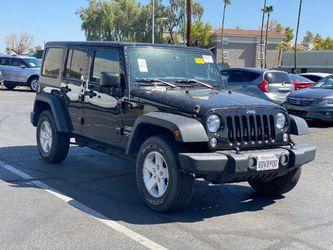 2018 Jeep Wrangler Jk Unlimited for Sale in Mesa,  AZ