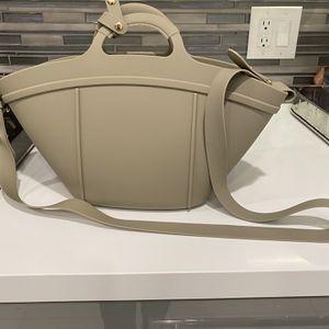 Zara Rubberized Basket Bag for Sale in Los Angeles, CA