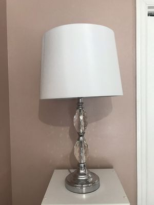 Silver lamp for Sale in Nashville, TN