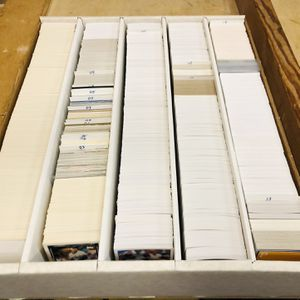 25000 Baseball Cards EX-MT for Sale in Snohomish, WA