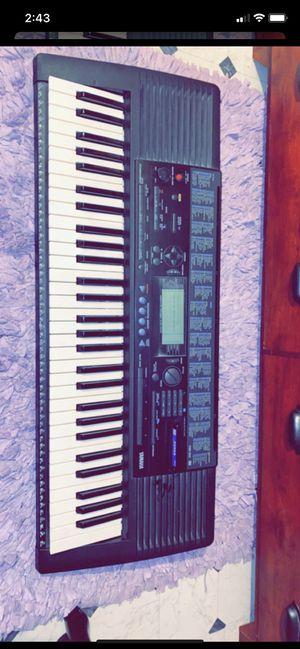 YAMAHA 61-keyboard PSR for Sale in Wheat Ridge, CO