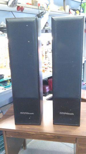 Tower speaker's for Sale in Murrieta, CA