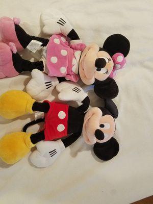 Disney Mickey & Minnie for Sale in Chesapeake, VA