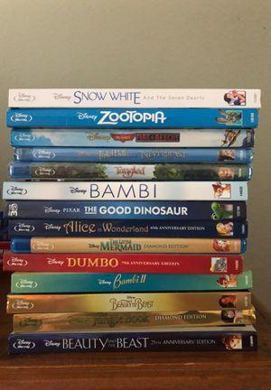 Disney/Pixar Movie Marathon! for Sale in Irvine, CA