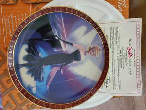 Barbie collector plates for Sale in Ypsilanti, MI