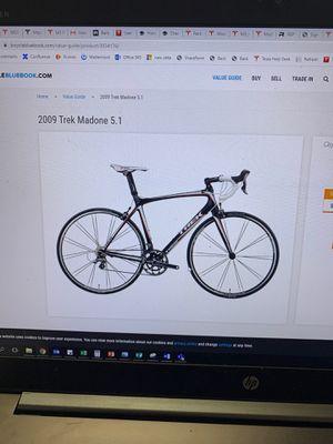 2009 Trek Madone 5.1 Bicycle for Sale in Hayward, CA