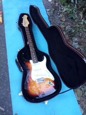 Guitar with Case for Sale in Hyattsville, MD