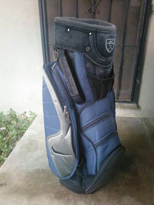 *** Nike Used Golf Club Stand Bag Or Baseball Bat Holder / Any Best Offer *** for Sale in Buena Park, CA