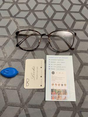 Blue Light Blocking Glasses Anti Glare UV Filter Retro Round Ultra Lightweight Computer Gaming Glasses for Sale in Fontana, CA