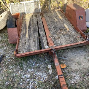 5x8 TRAILER TILT for Sale in Arlington, TX
