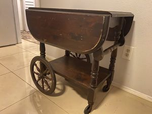 Antique Table Cart for Sale in Sebastian, FL