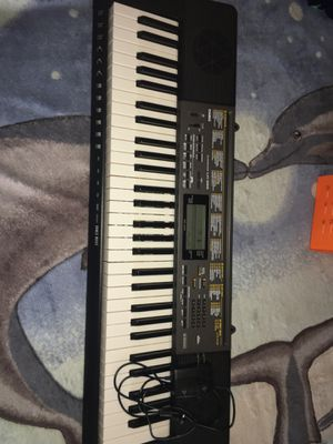 keyboard casio key lighting system lk-265 for Sale in Adelphi, MD
