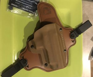 Deal Black Arch Sig Sauer P220 Concealed Carry Holster for Sale in Arvada, CO