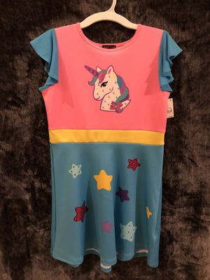 JoJo Siwa Unicorn Dress Girls XL (14-16) for Sale in Glendale, AZ