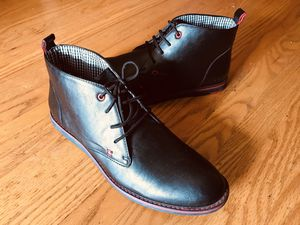 BLACK CHUKKA BOOTS *BRAND NEW* $60 for Sale in Santa Clara, CA