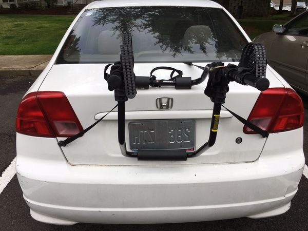 Bicycle trunk rack Schwinn