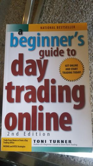 Beginner's Guide To Day Trading Online for Sale in Saint Paul, MN