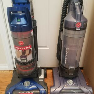NEW cond HOOVER VACUUM CLEANER WITH ATTACHMENTS, AMAZING SUCTION, WORKS EXCELLENT, for Sale in Auburn, WA