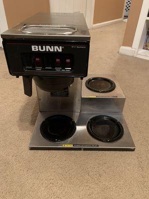 Bunn VP-17-3 Burner coffee maker for Sale in Stafford, VA