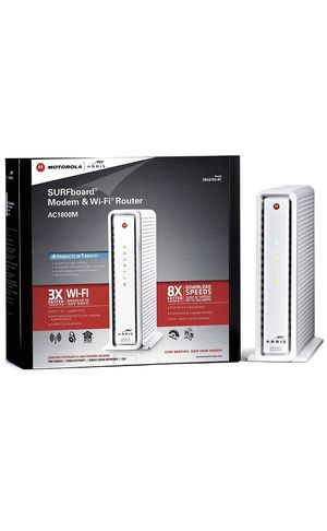 Arris SBG6782-ACH Cabe WiFi Modem for Sale in Queens, NY