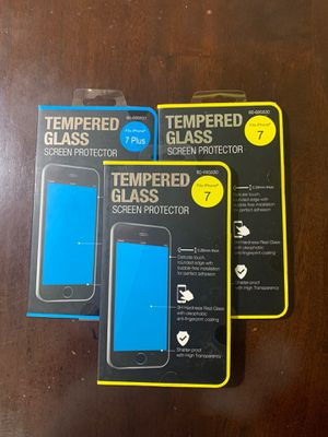 iPhones 7 screen protectors for Sale in Las Vegas, NV