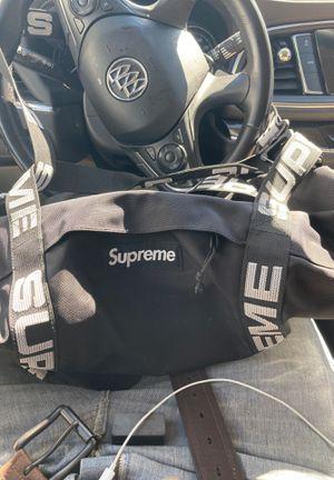 Supreme duffel bag for Sale in Payson, AZ
