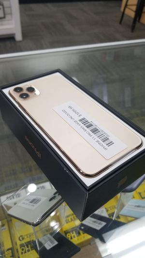Brand New iPhone 11 Pro Max 64GB Unlocked for Sale in Southfield, MI