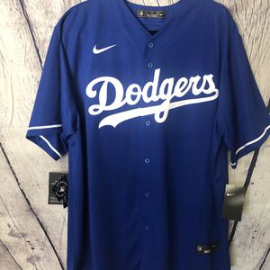 NIKE AUTHENTIC MOOKIE BETTS DODGER JERSEY for Sale in Los Angeles, CA