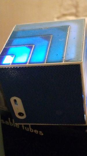 Lite cube Bluetooth speaker for Sale in Winston-Salem, NC