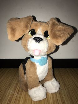FurReal Friends Chatty Charlie The Barkin' Beagle Interactive Plush Dog Pet for Sale in East Dundee,  IL