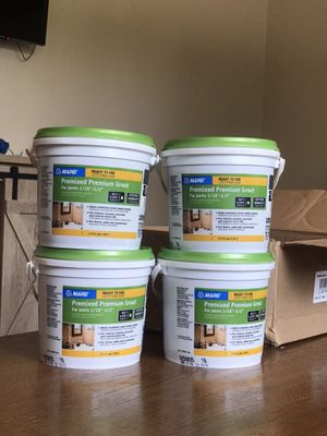 MAPEI Premixed Premium Grout Charcoal for Sale in Columbus, OH