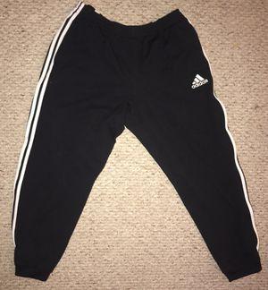 Men's Adidas Three Stripe Climawarm Sweatpants for Sale in Rhinelander, WI