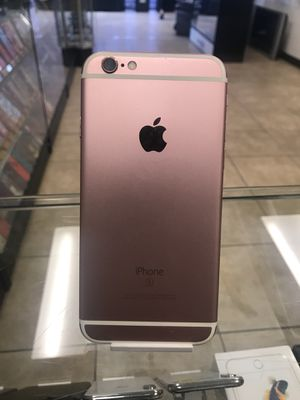 Rose gold iPhone 6s for Sale in Las Vegas, NV
