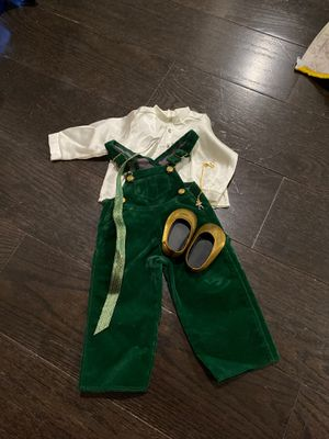 American Girl Holiday Bibs Outfit for Sale in Naperville, IL