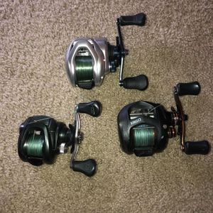 Rods And Reels for Sale in Issaquah, WA