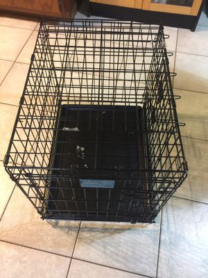 Cage dog size 24x21x20 for Sale in Bloomingdale, IL