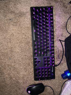 Hyper x keyboard/ Logitech G203 for Sale in La Habra, CA