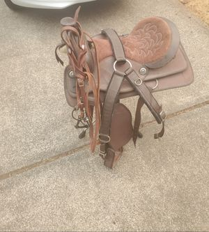 Horse Saddle for Sale in Gladstone, OR