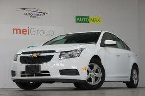 2014 Chevrolet Cruze for Sale in Arlington, TX
