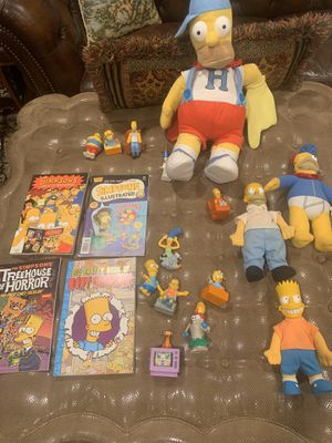 Simpson toys collectible for Sale in Queens, NY