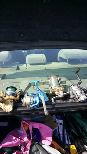 Fishing reels for Sale in Passaic, NJ