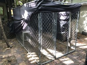 Pet kannel chain link for Sale in Miami, FL