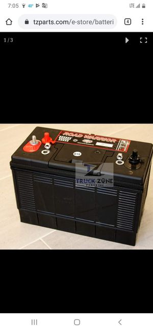 Battery for truck for Sale in Chicago, IL